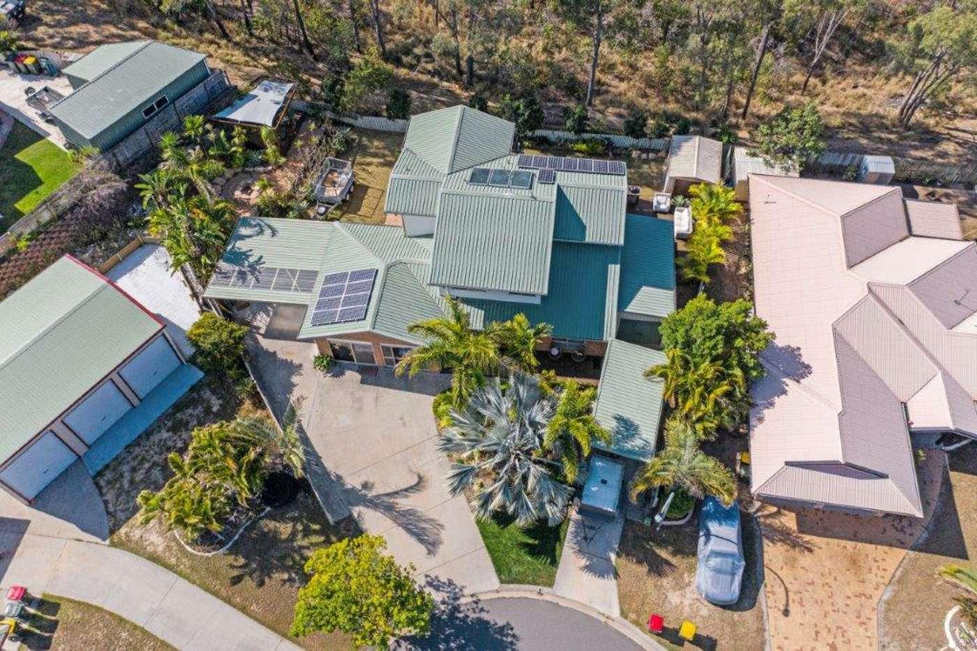 Main view of Homely house listing, 10 Yaraan Court, Boyne Island QLD 4680