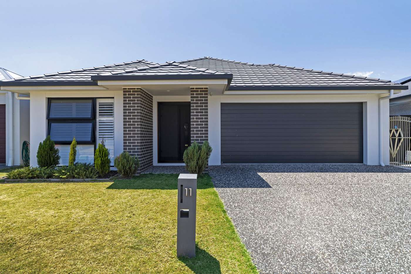 Main view of Homely house listing, 11 Bredbo Street, Ormeau Hills QLD 4208