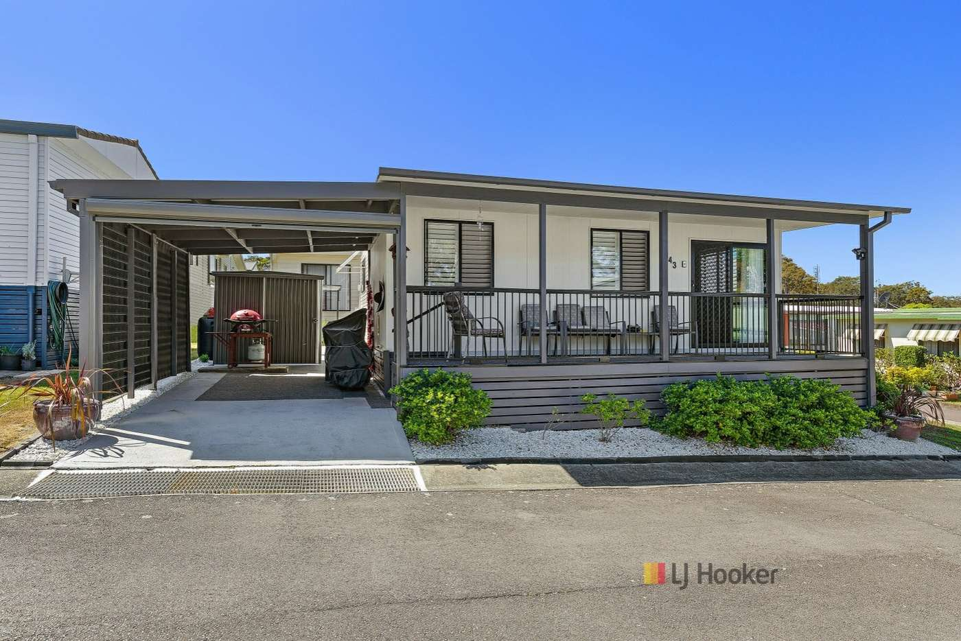 Main view of Homely retirement listing, 143/186 Sunrise Avenue, Halekulani NSW 2262