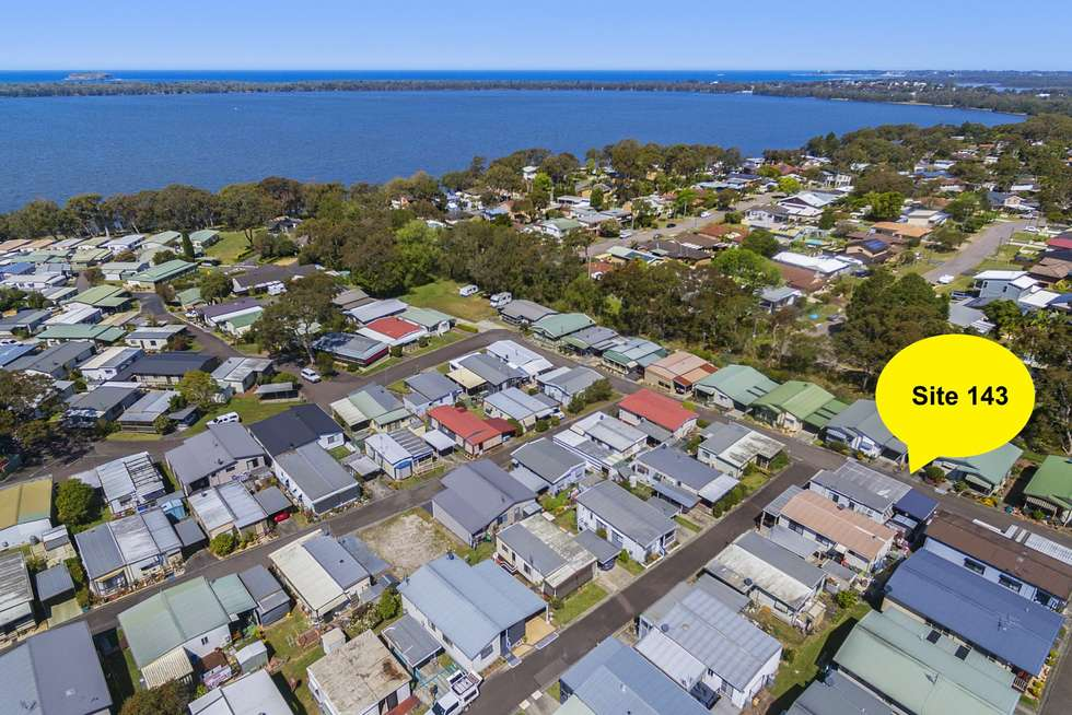 Second view of Homely retirement listing, 143/186 Sunrise Avenue, Halekulani NSW 2262