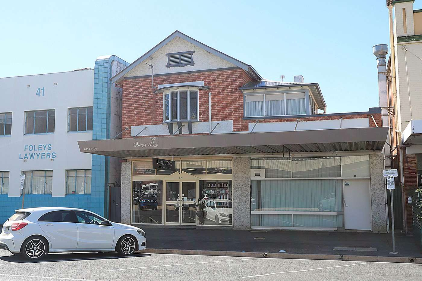 Main view of Homely unit listing, 39a Gurwood Street, Wagga Wagga NSW 2650