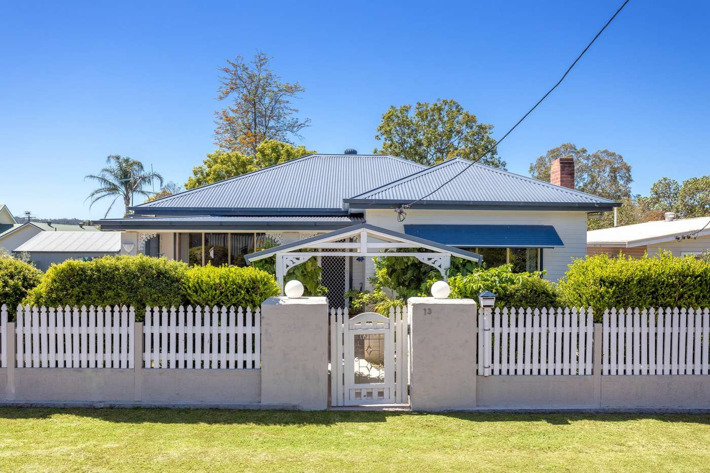 Main view of Homely house listing, 13 Queen Street, Wingham NSW 2429