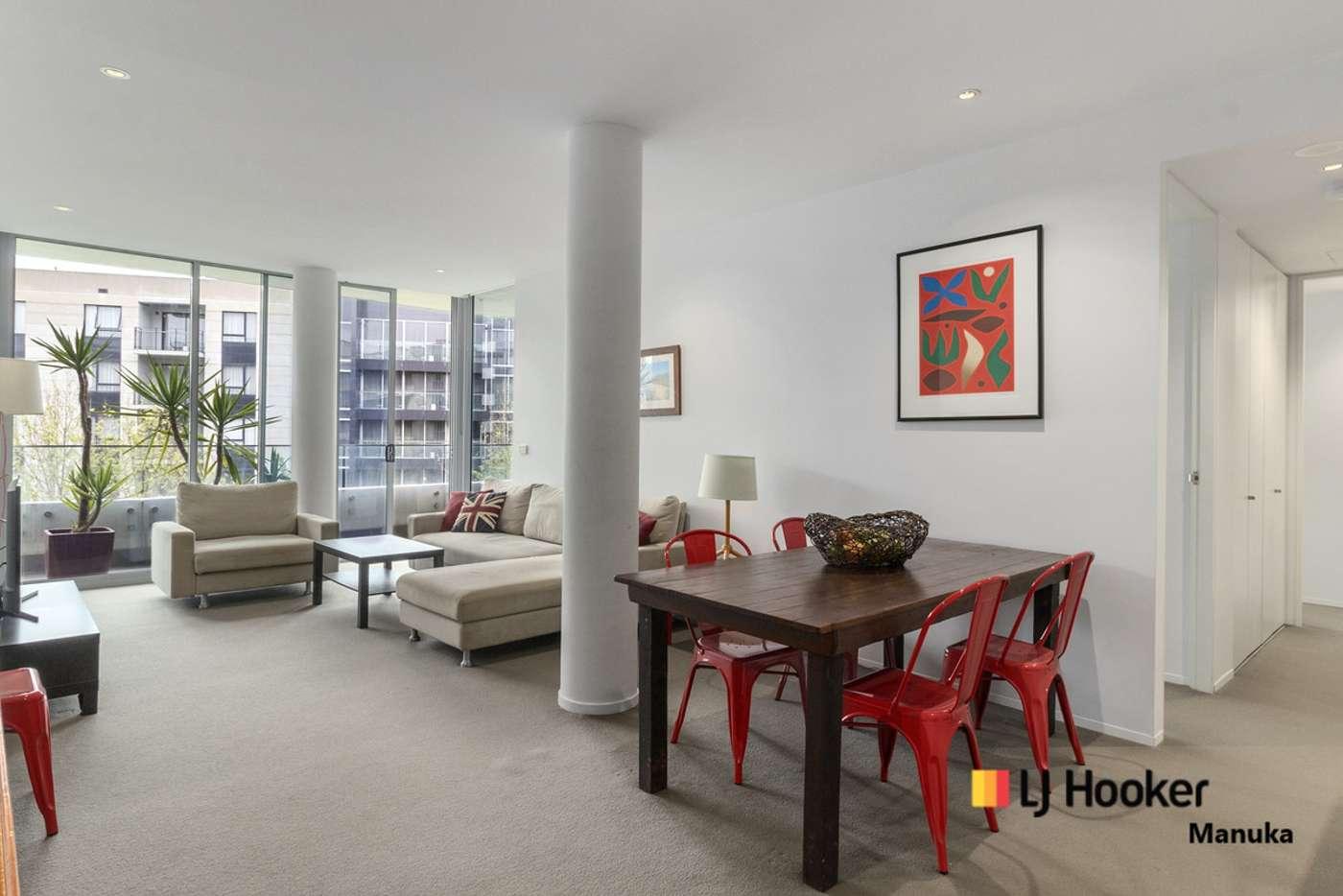 Main view of Homely apartment listing, 38/3 Burbury Close, Barton ACT 2600