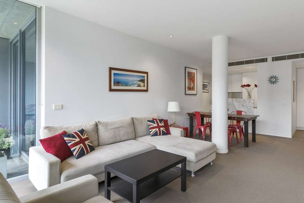 Second view of Homely apartment listing, 38/3 Burbury Close, Barton ACT 2600