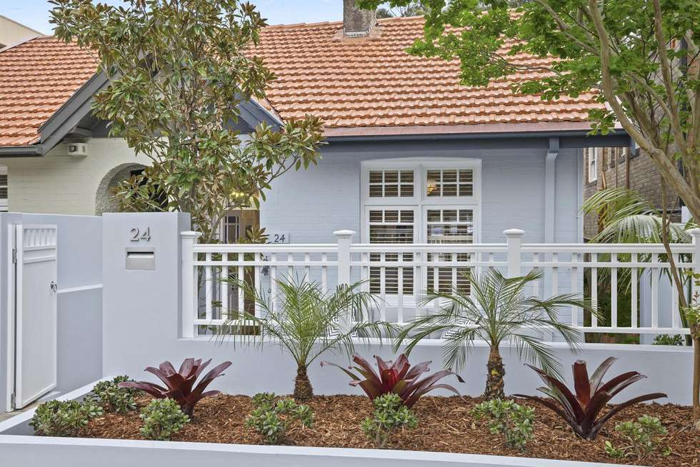 Second view of Homely house listing, 24 Somerset Street, Mosman NSW 2088