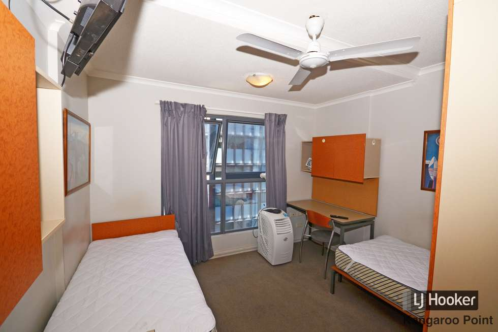 Second view of Homely studio listing, 903/9 Castlebar Street, Kangaroo Point QLD 4169