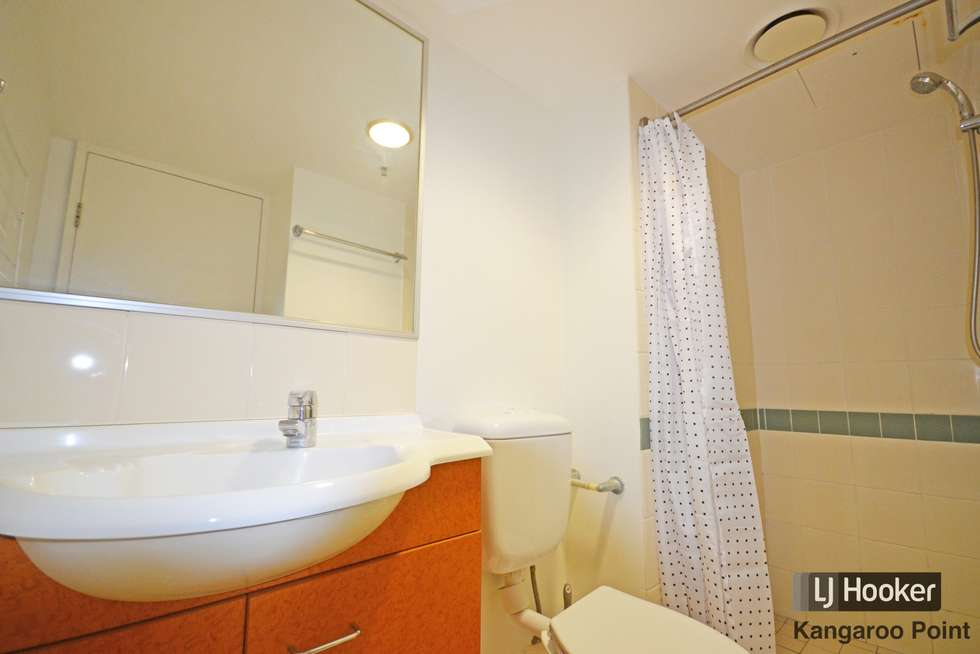 Fifth view of Homely studio listing, 903/9 Castlebar Street, Kangaroo Point QLD 4169