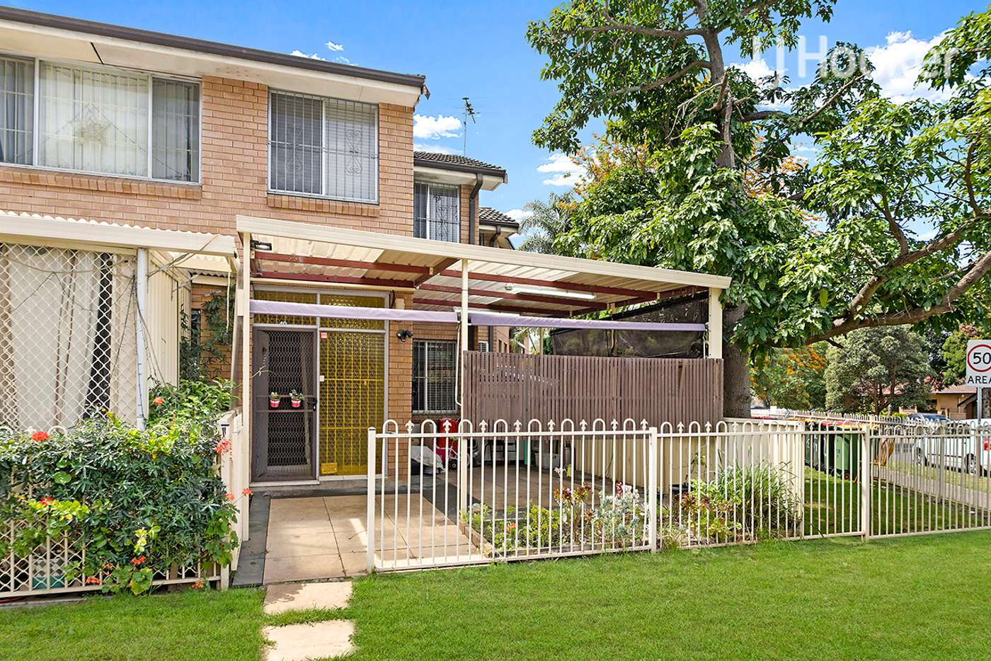 Main view of Homely townhouse listing, 10/2 Waterside Crescent, Carramar NSW 2163