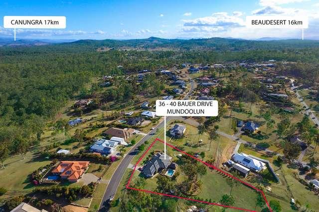 36-40 Bauer Drive, Mundoolun QLD 4285