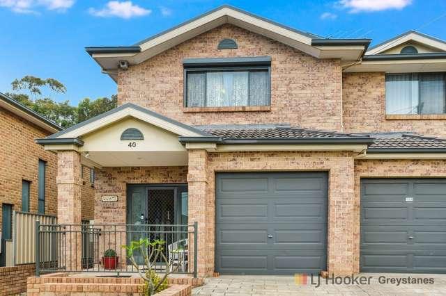 40 Josephine Street, Merrylands NSW 2160