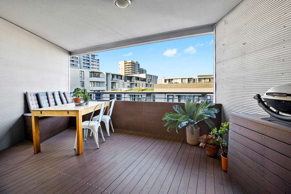 Second view of Homely apartment listing, 511/11a Lachlan Street, Waterloo NSW 2017