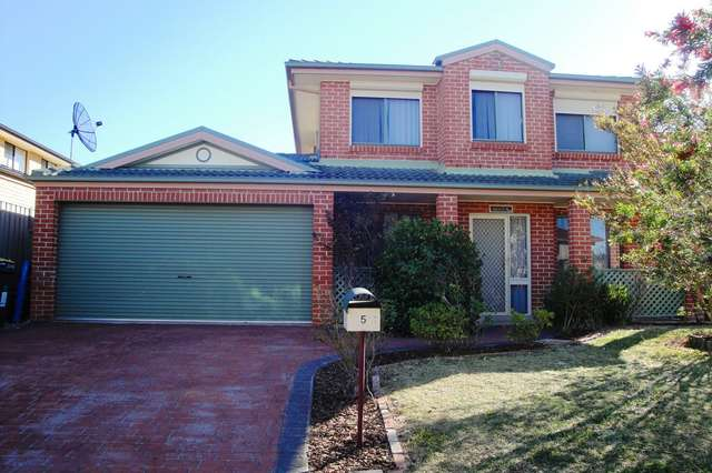 5 Rebecca Court, Rouse Hill NSW 2155
