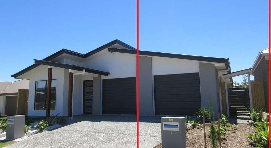 1/58 Milbrook Crescent, Pimpama QLD 4209