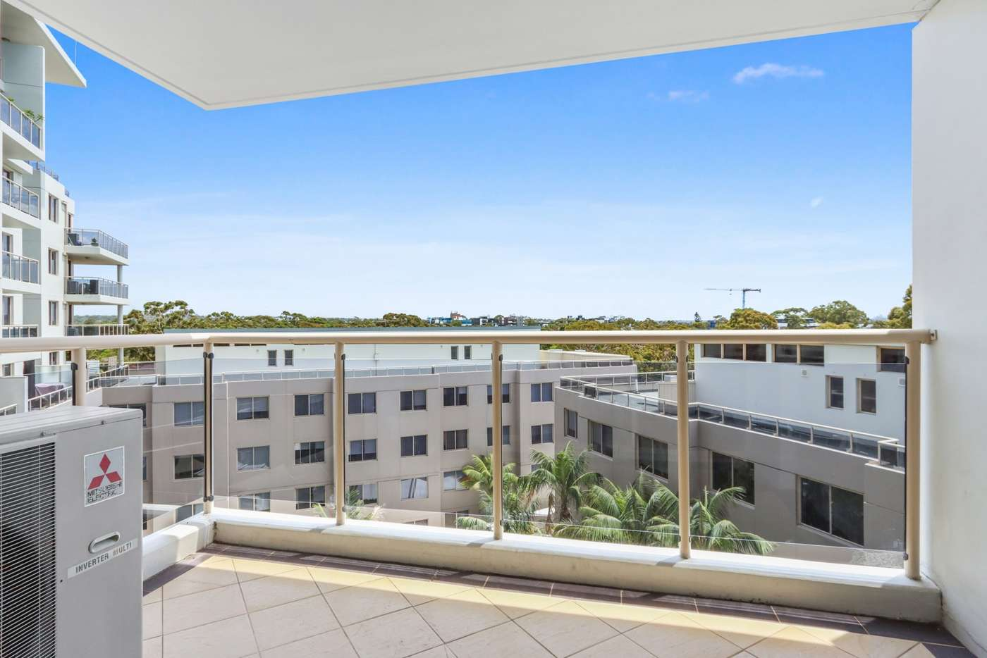 Fifth view of Homely apartment listing, 161/360 Kingsway, Caringbah NSW 2229