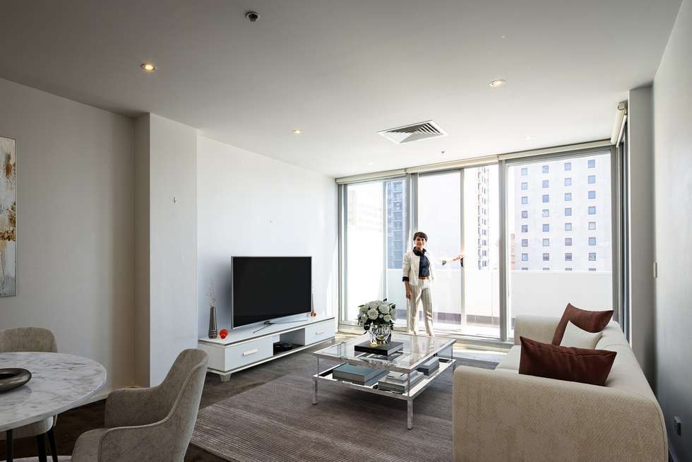 Second view of Homely apartment listing, 96/45 York Street, Adelaide SA 5000