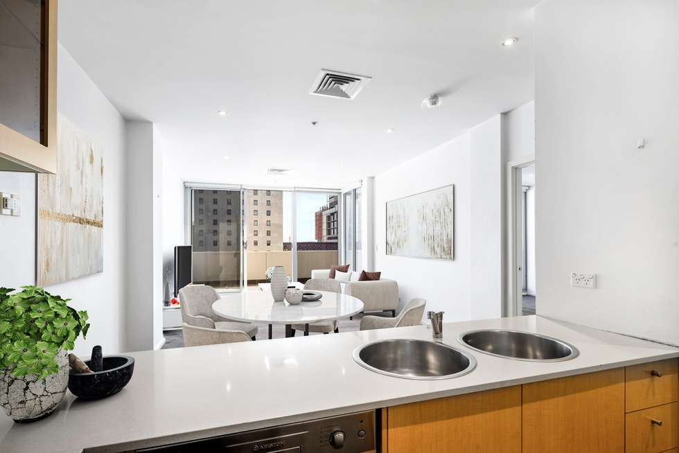 Third view of Homely apartment listing, 96/45 York Street, Adelaide SA 5000