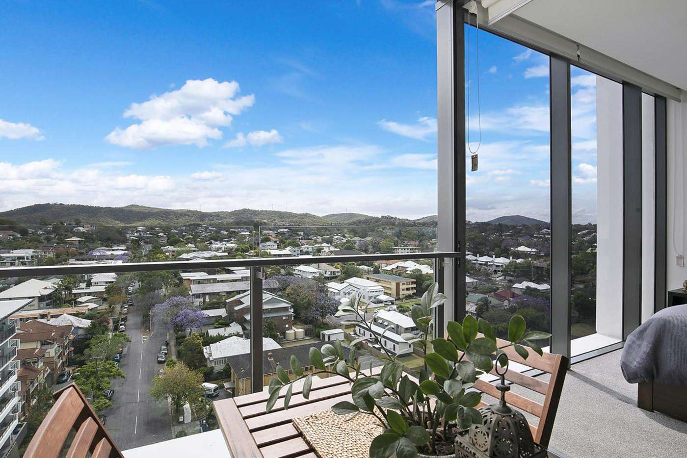 Main view of Homely apartment listing, 1107/48 Jephson Street, Toowong QLD 4066