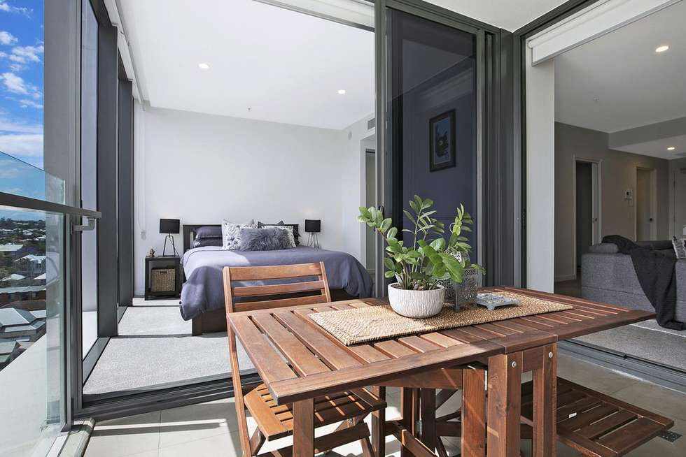 Second view of Homely apartment listing, 1107/48 Jephson Street, Toowong QLD 4066