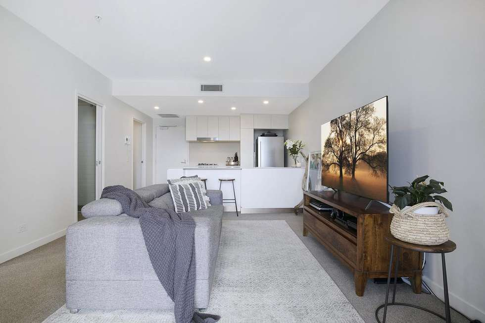 Third view of Homely apartment listing, 1107/48 Jephson Street, Toowong QLD 4066
