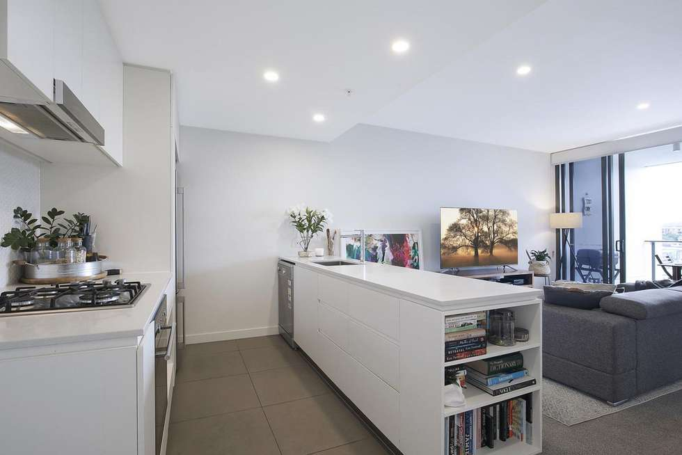 Fourth view of Homely apartment listing, 1107/48 Jephson Street, Toowong QLD 4066