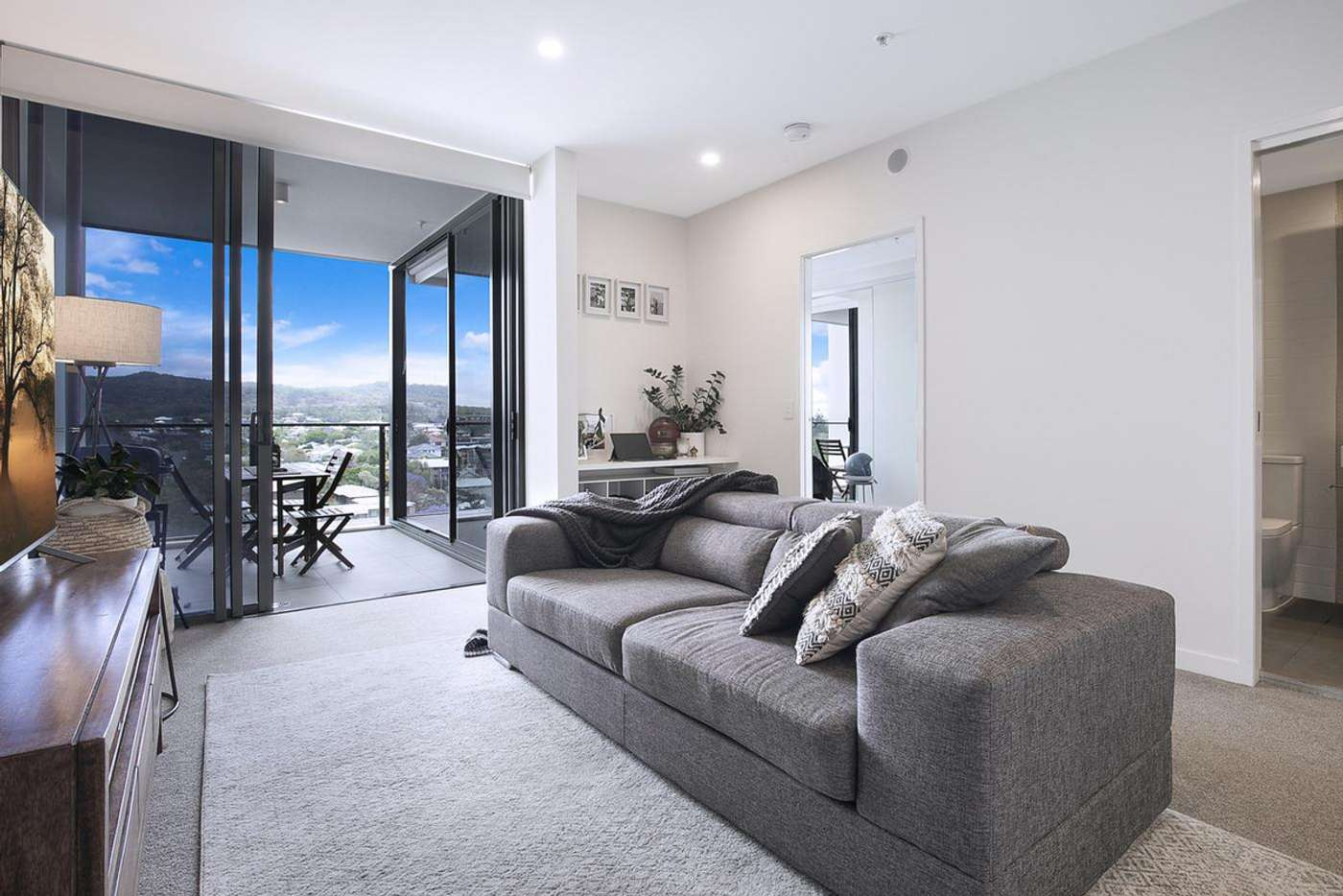Fifth view of Homely apartment listing, 1107/48 Jephson Street, Toowong QLD 4066