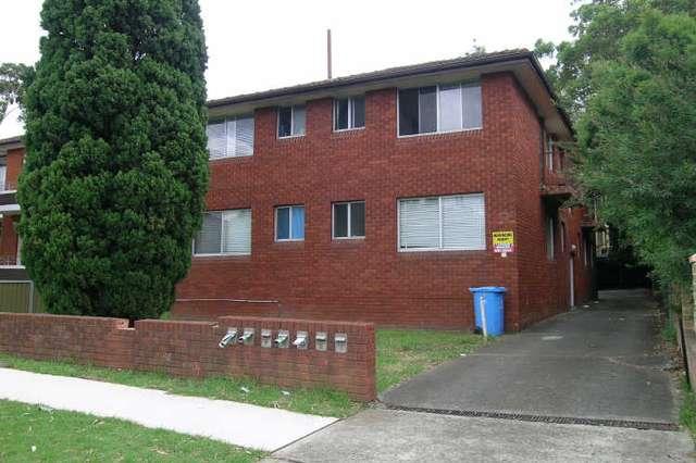 6/3 Birmingham Street, Merrylands NSW 2160
