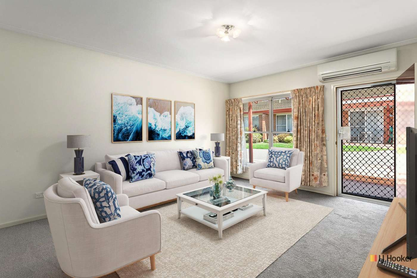 Main view of Homely unit listing, 80/177 Badimara Street, Fisher ACT 2611