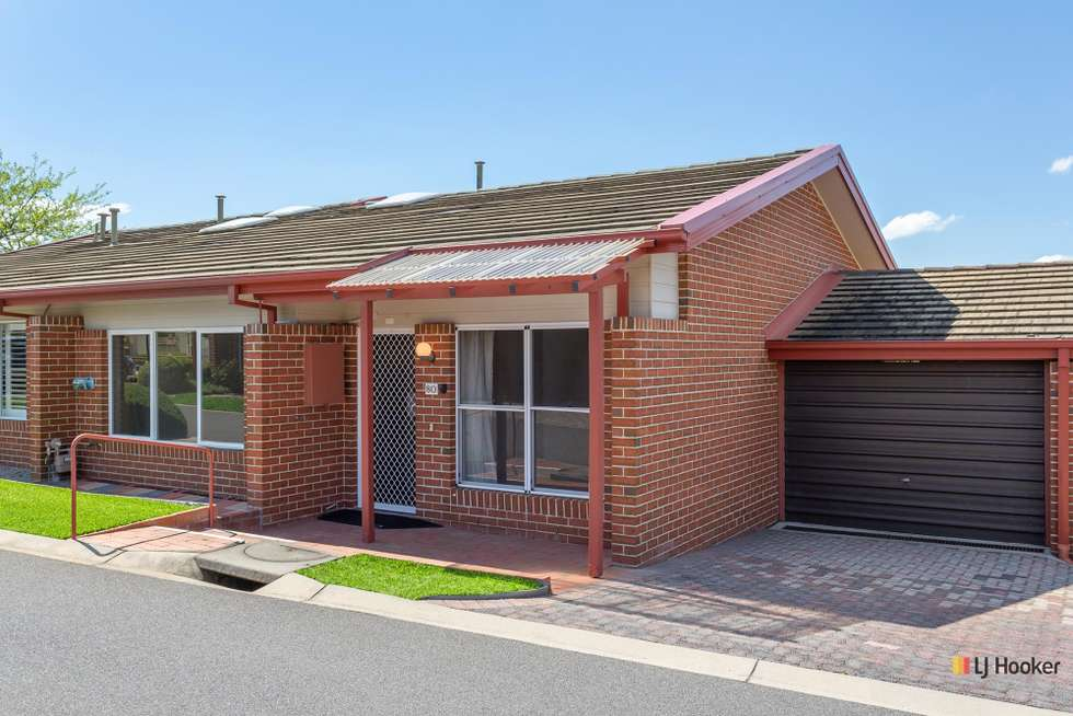 Second view of Homely unit listing, 80/177 Badimara Street, Fisher ACT 2611