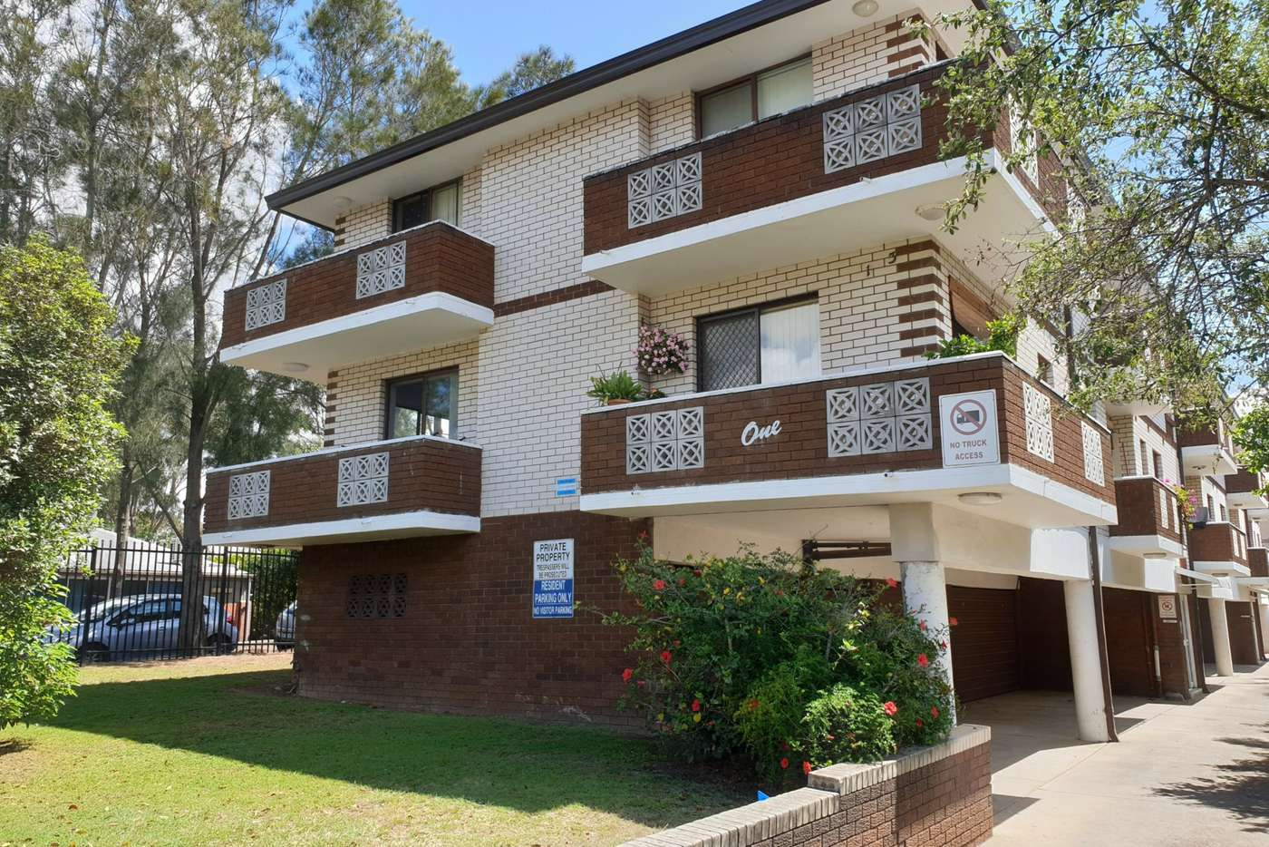 Main view of Homely unit listing, 6/1-3 Apia Street, Guildford NSW 2161