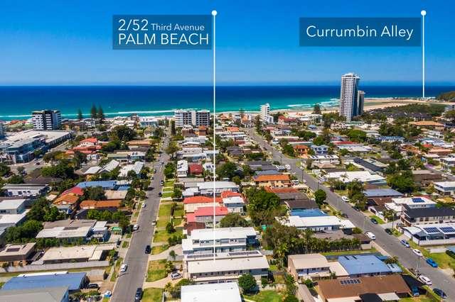 2/52 Third Avenue, Palm Beach QLD 4221