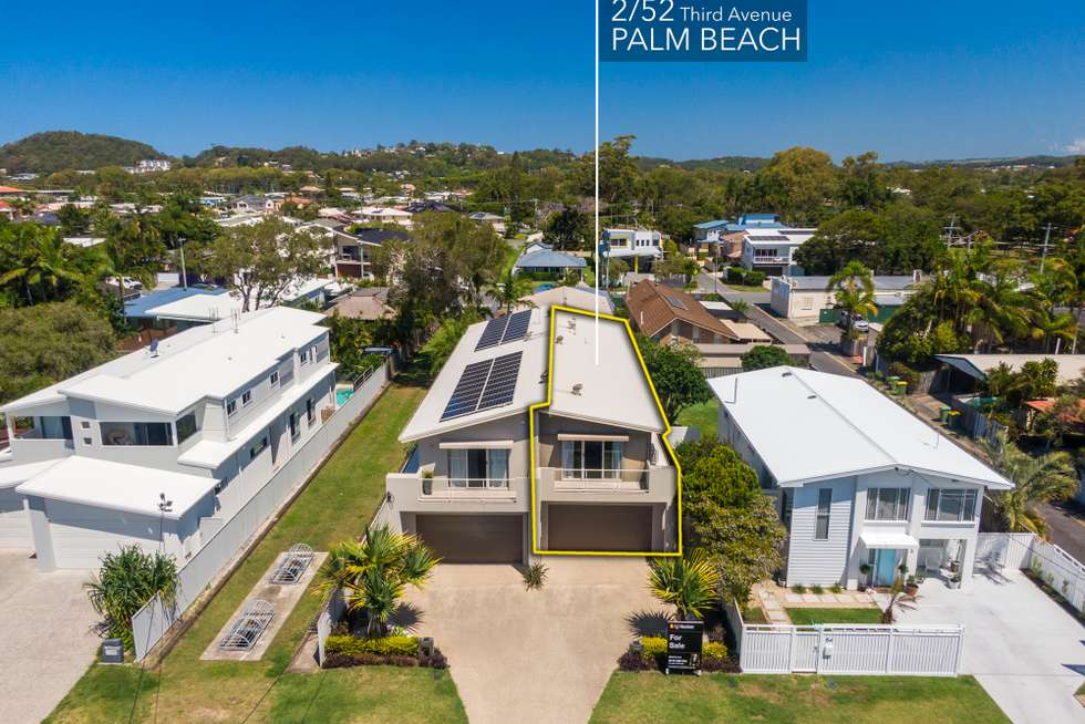 Third view of Homely semiDetached listing, 2/52 Third Avenue, Palm Beach QLD 4221