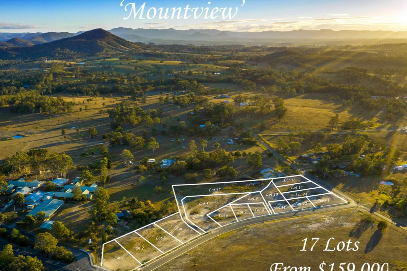 Second view of Homely residentialLand listing, Lot 9 Mountview Avenue, Wingham NSW 2429