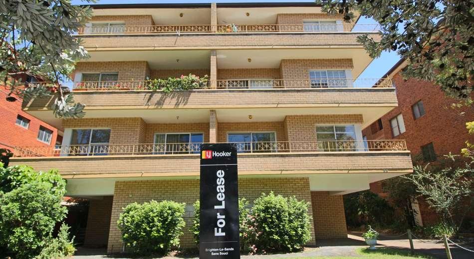 1/31-33 Trafalgar Street, Brighton-le-sands NSW 2216