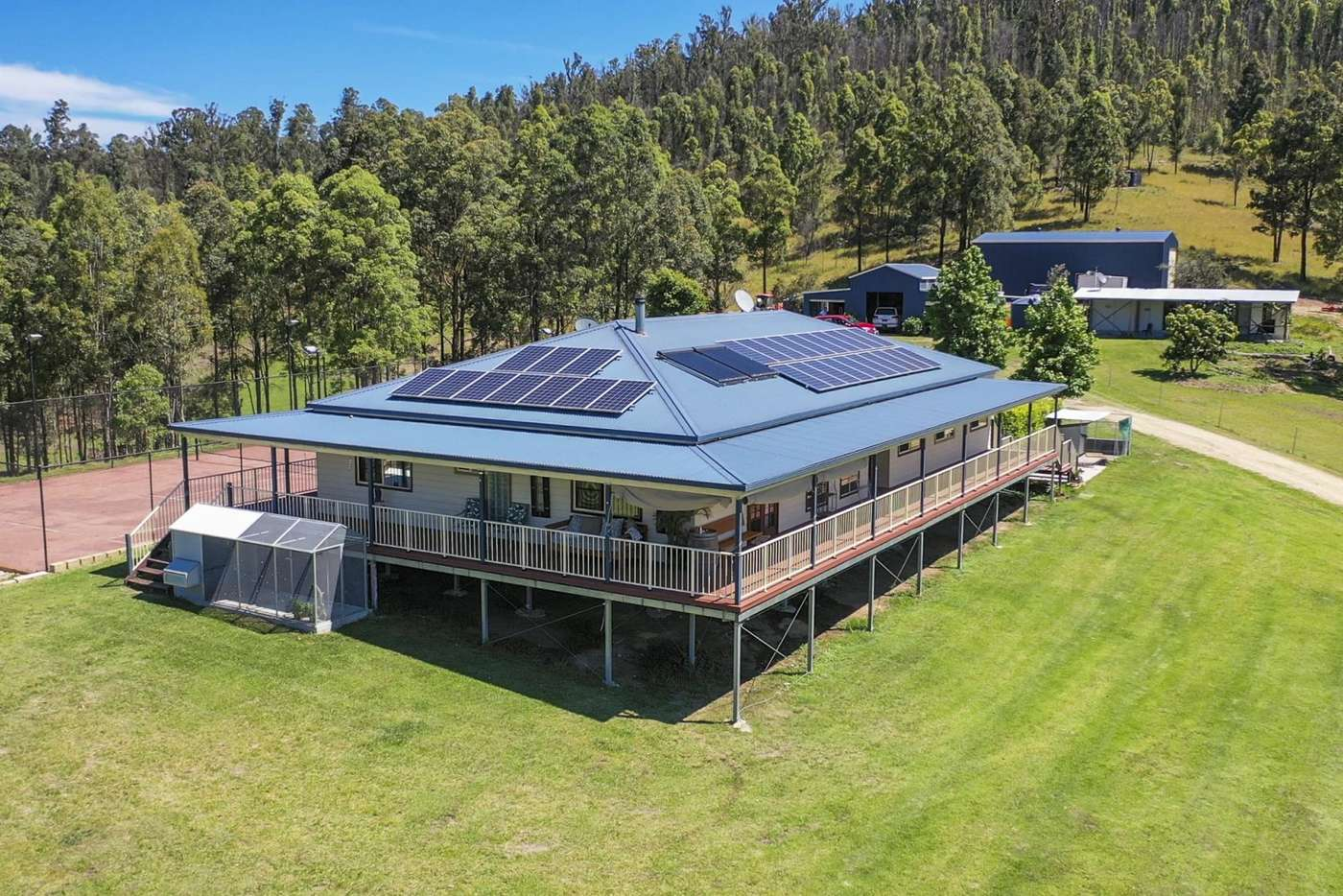 Main view of Homely livestock listing, 902 Tallawudjah Creek Road, Glenreagh NSW 2450