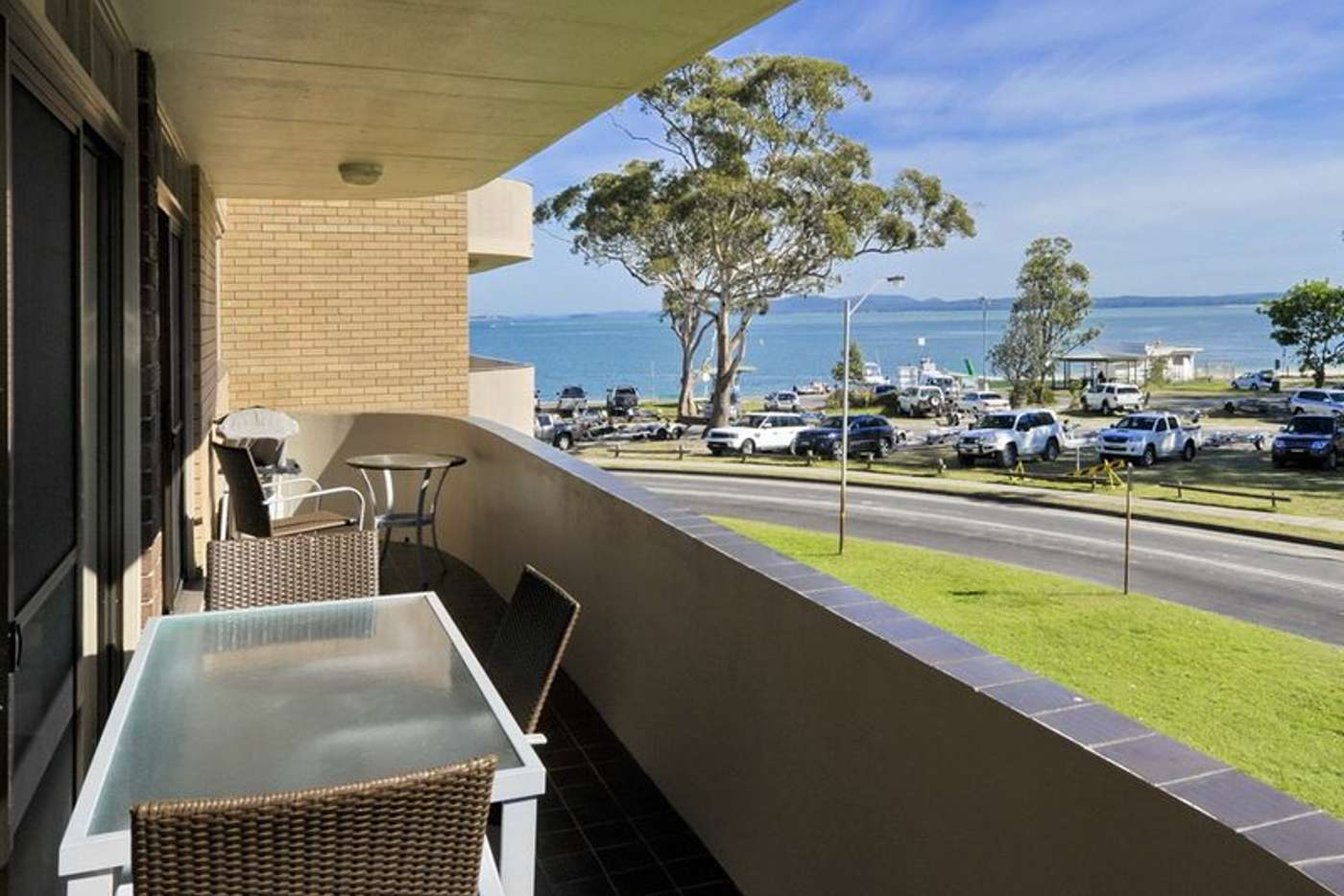 Main view of Homely house listing, 4/12 Columbia Close, Nelson Bay NSW 2315