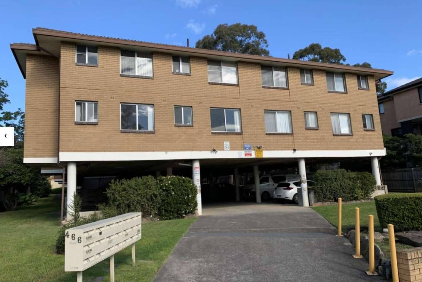 Main view of Homely unit listing, 20/466 Guildford Road, Guildford NSW 2161