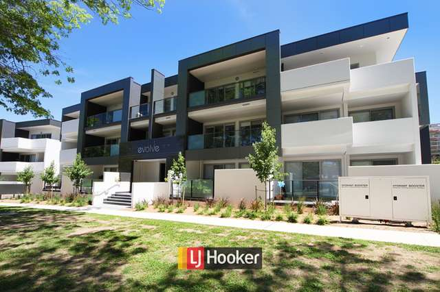16/14 New South Wales Crescent, Forrest ACT 2603