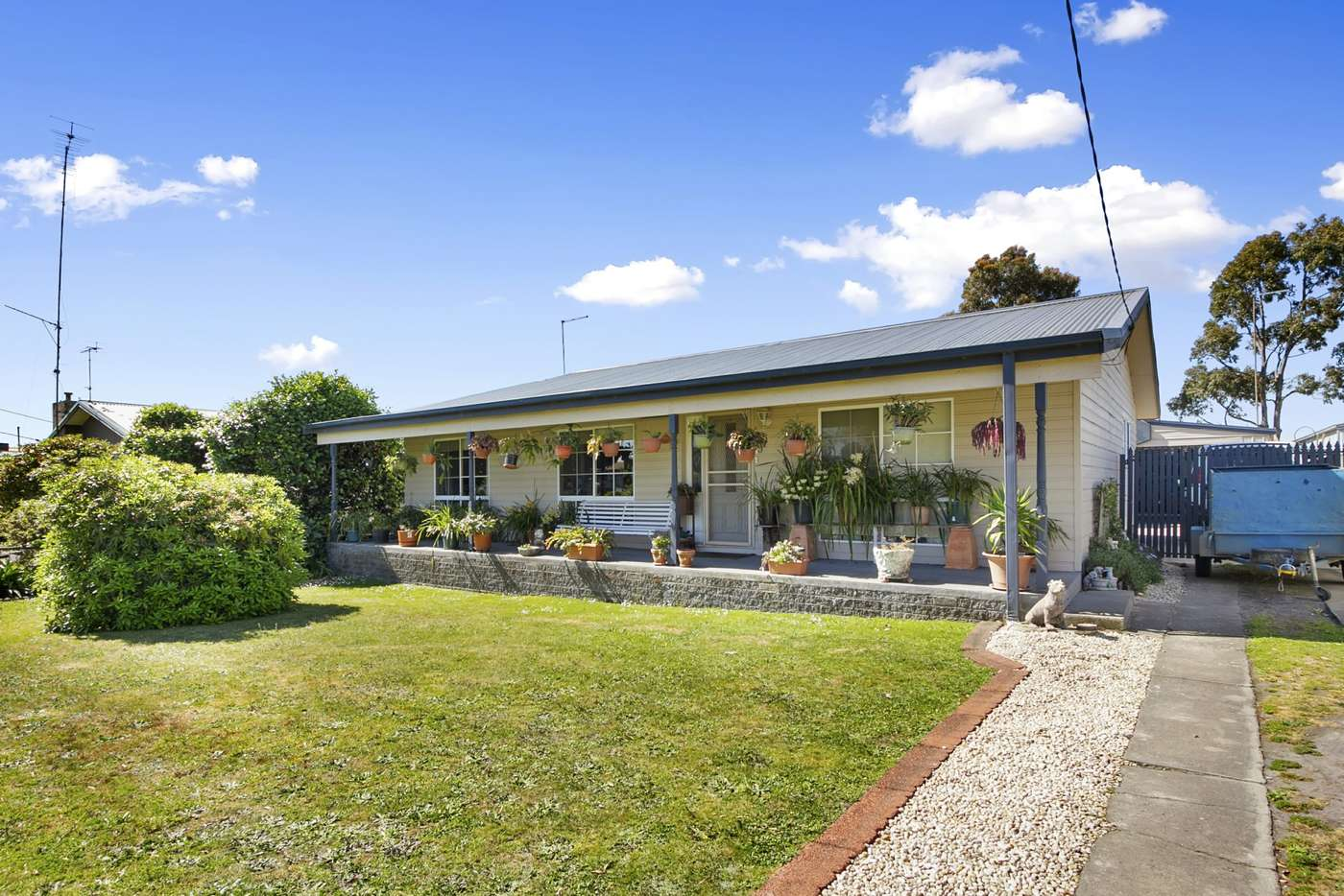 Main view of Homely house listing, 295 Old Sale Road, Newborough VIC 3825