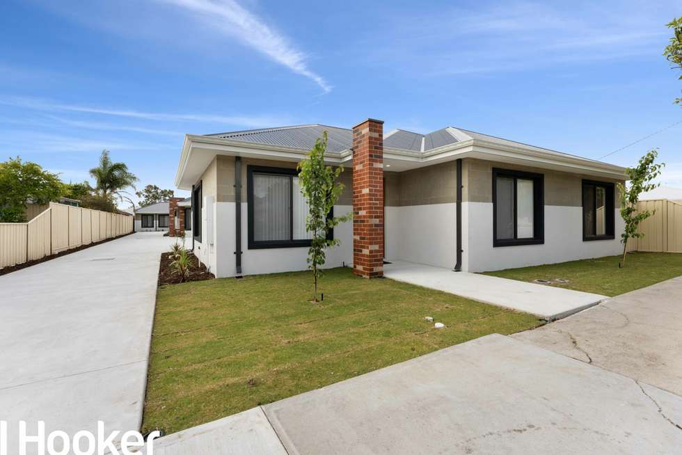 Second view of Homely house listing, Unit A/204 Hamilton Street, Queens Park WA 6107