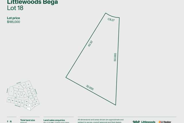 Lot 18 Littlewood Estate, Bega NSW 2550