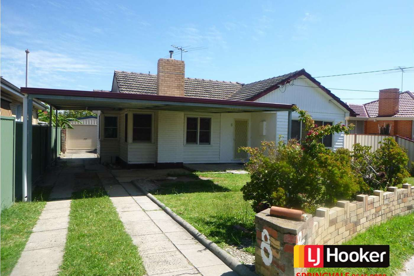 Main view of Homely house listing, 8 Alma Court, Springvale VIC 3171