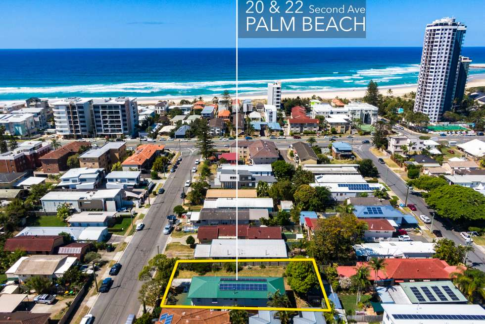 Fourth view of Homely house listing, 20-22 Second Avenue, Palm Beach QLD 4221