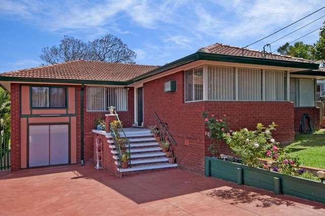 20 Suzanne Street, Seven Hills NSW 2147