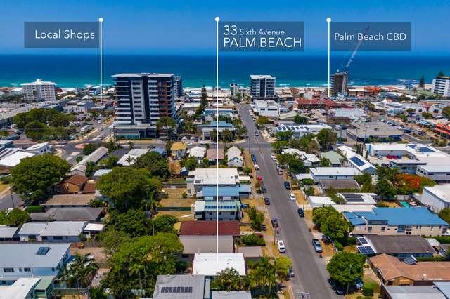 33 Sixth Avenue, Palm Beach QLD 4221