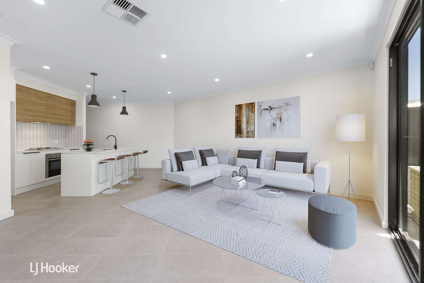 Main view of Homely townhouse listing, 90 Hectorville Road, Hectorville SA 5073