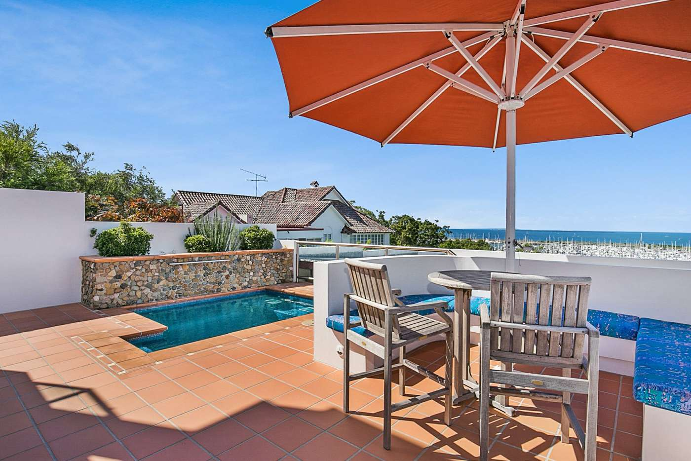Main view of Homely house listing, 82 Oceana Tce, Manly QLD 4179
