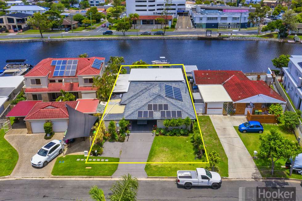 Third view of Homely house listing, 14 Vaggelas Crescent, Biggera Waters QLD 4216