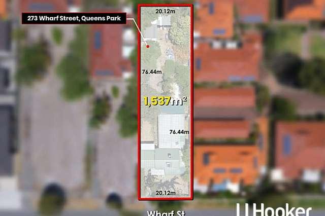 273 Wharf Street, Queens Park WA 6107