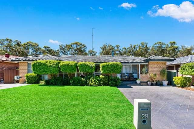 29 Gatehouse Circuit, Werrington Downs NSW 2747