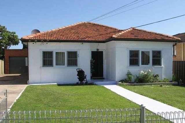 20 Bodalla Street, Fairfield Heights NSW 2165
